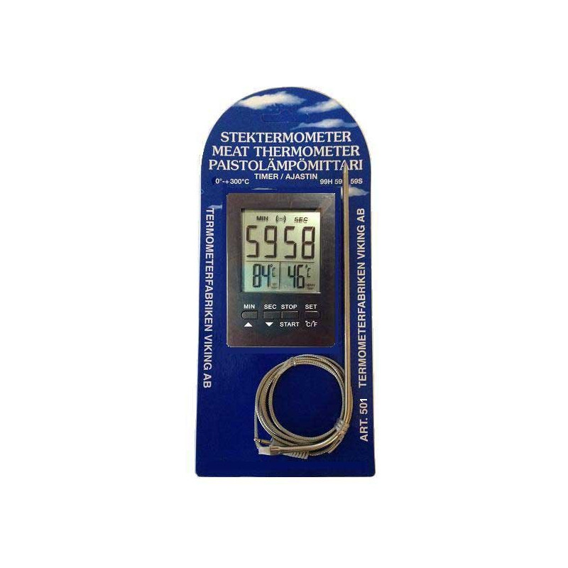 Digital stektermometer 501