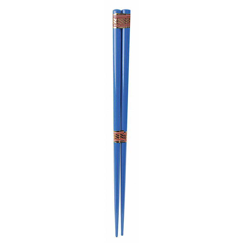 Ätpinnar Japanska, blåa, 1 par