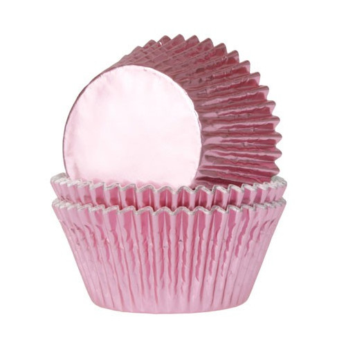 House of Marie Muffinsform Foil Bay Pink