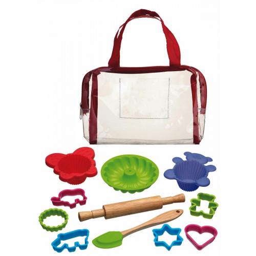 Kitchen Craft Bakset för barn, 12 delar