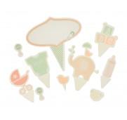 Kitchen Craft Tårtdekorationer Baby