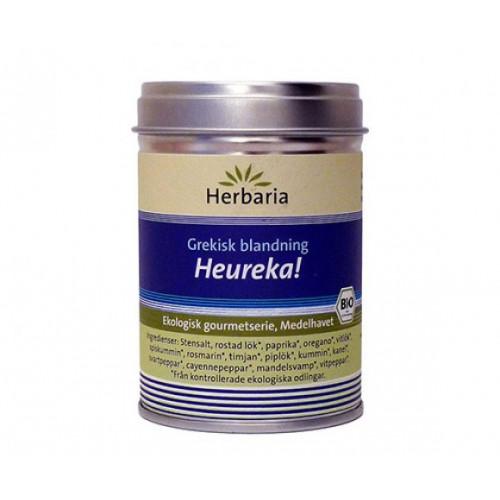 Herbaria Ekologisk Grekisk kryddblandning, Heureka!