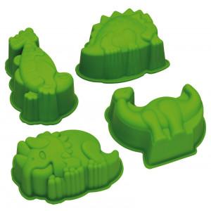 Kitchen Craft Silikonformar Dinosaurier