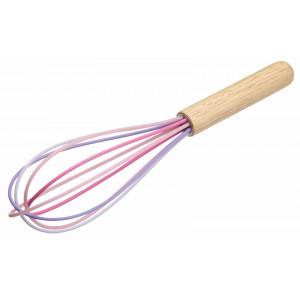 Kitchen Craft Ballongvisp silikon, rosa