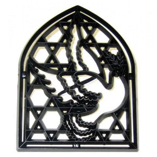 Patchwork Cutters Utstickare och Embosser, Dove of Peace