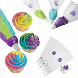 Wilton Color Swirl Spritsset