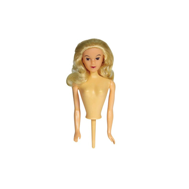 PME Tårtdekoration Docka, Blond