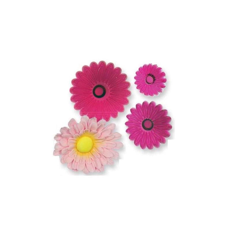 JEM Utstickare Small multi petal daisy