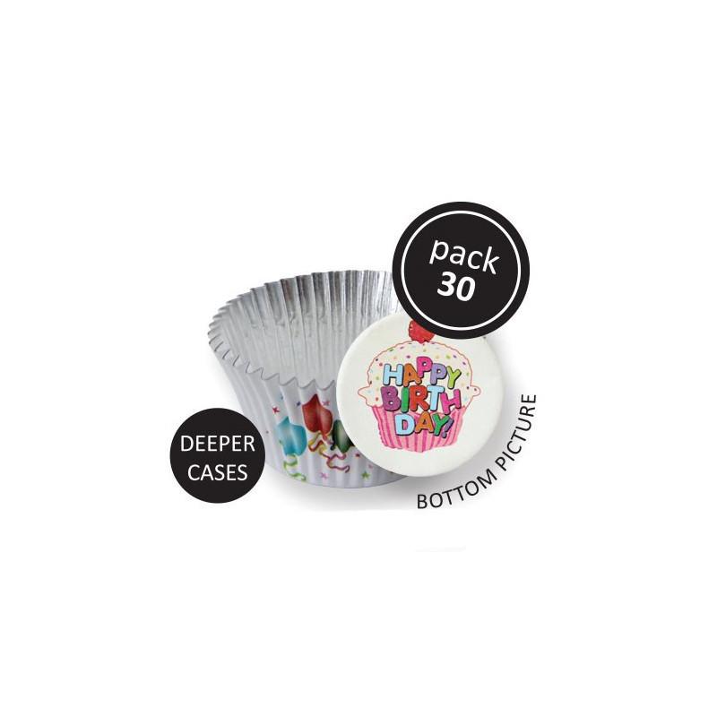 PME Muffinsform Ballonger