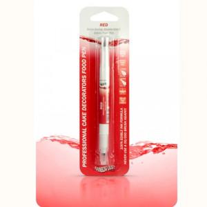 Rainbow Dust Livsmedelspenna, Red