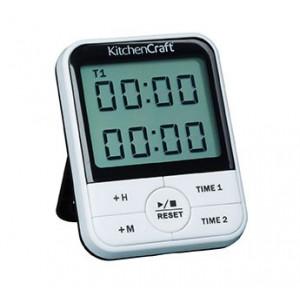 Kitchen Craft Digital Timer, dubbel
