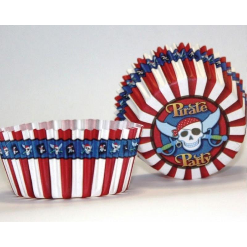 Muffinsformar Pirate Party