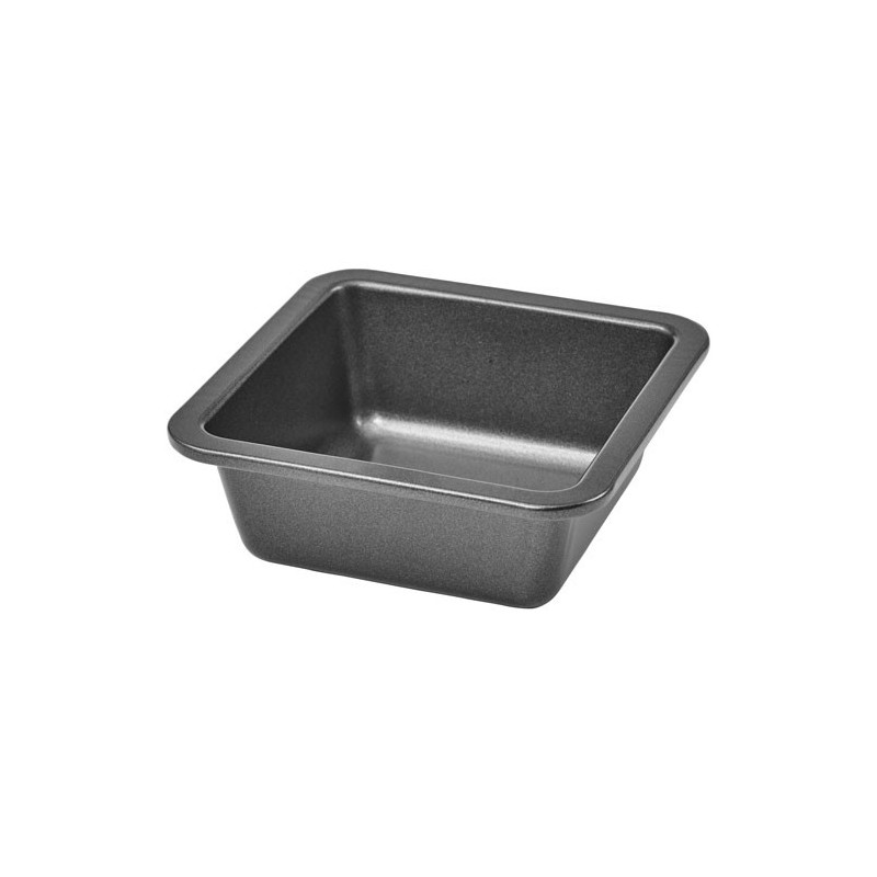 Wilton Bakformar mini, fyrkantiga, 4 st