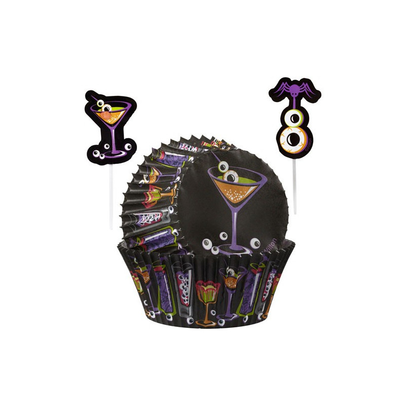 Wilton Muffinsform Drink your treat Combo