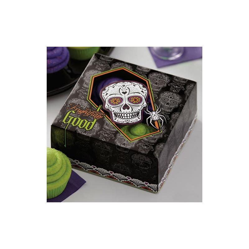 Wilton Cupcake box, Deadly Soiree, 3 st
