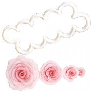 FMM Utstickare The Easiest Rose Ever