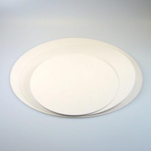 FunCakes Tårtbricka vit, 26 cm, 5-pack