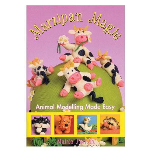 Marzipan Magic, Djurmodellering, Maisie Parrish