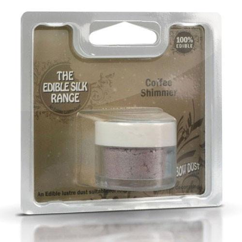 Rainbow Dust Pulverfärg Coffee Shimmer