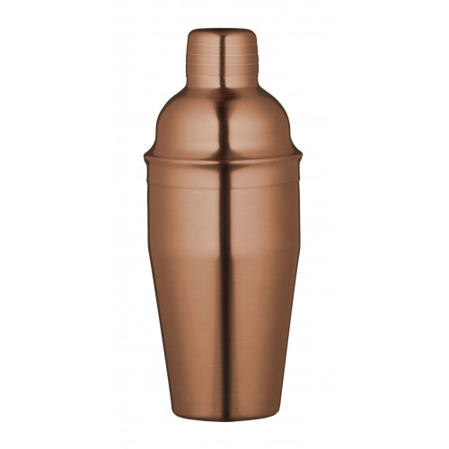 Bar Craft Cocktail Shaker, koppar