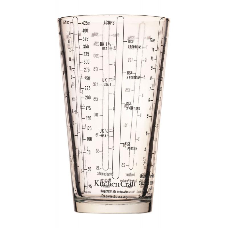 Kitchen Craft Mätglas