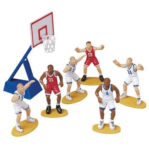 Wilton Tårtdekorationer Basketspelare
