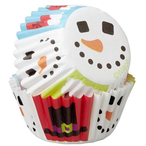 Wilton Minimuffinsform Sweet Snowman