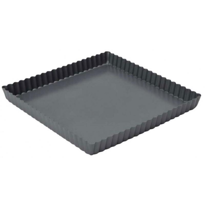Dexam Pajform med löstagbar botten, kvadratisk
