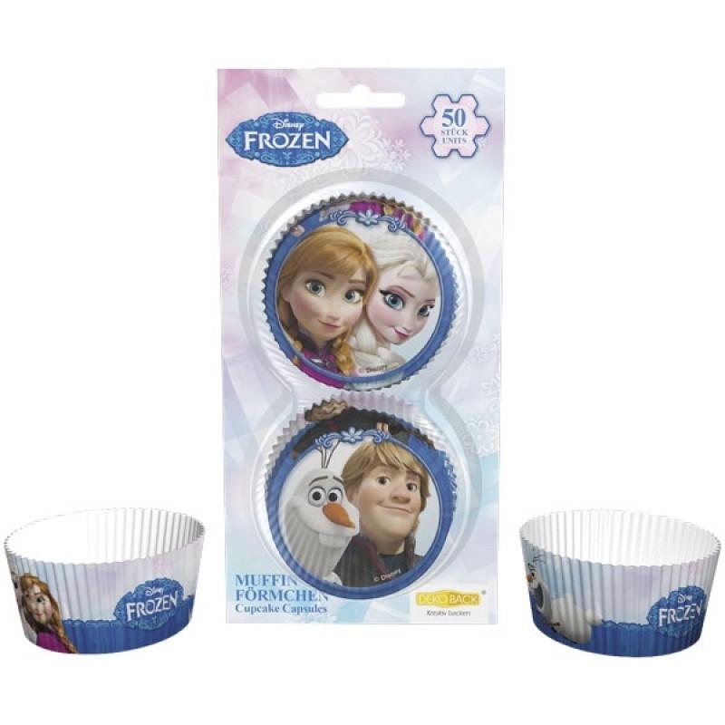 Disney Muffinsformar Frozen, Frost