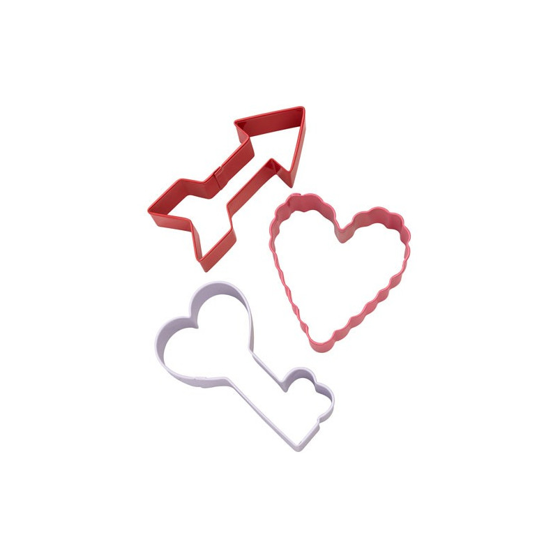 Wilton Utstickare Valentine Arrow