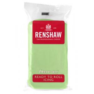 Renshaw Sockerpasta Pastellgrön