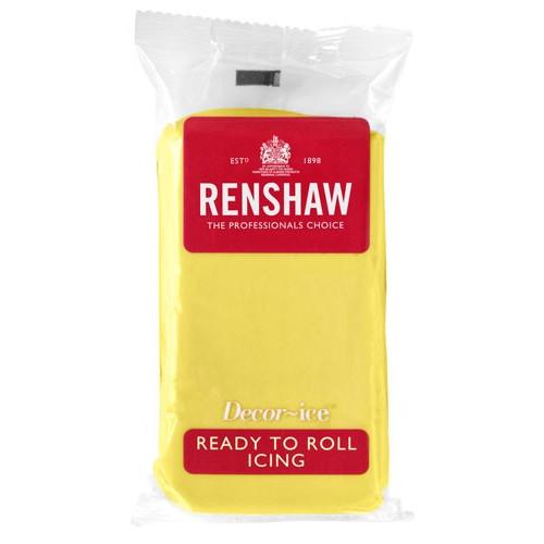 Renshaw Sockerpasta Pastellgul