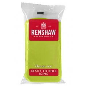 Renshaw Sockerpasta Limegrön