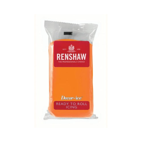 Renshaw Sockerpasta Orange