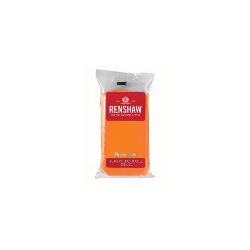 Renshaw Sockerpasta Orange