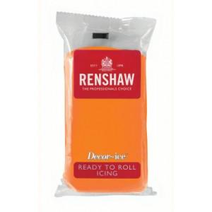 Renshaw Sockerpasta Tiger-Orange