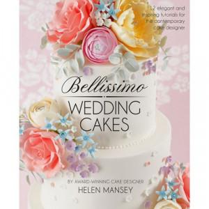 Bok Bellissimo Wedding Cakes, Helen Mansey