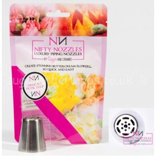 Nifty Nozzles Tyll Delicate Petal Tulip