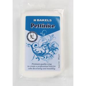 Bakels Pettinice Sockerpasta, vit