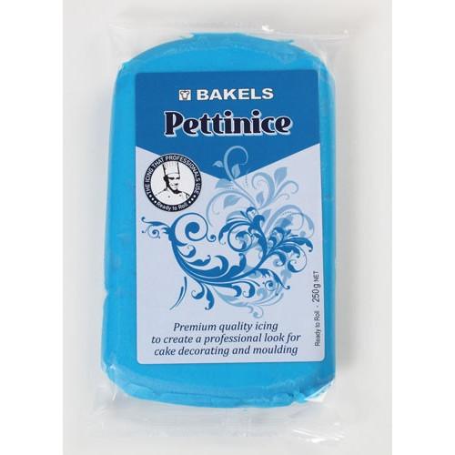 Bakels Pettinice Sockerpasta, blå