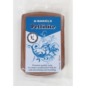 Bakels Pettinice Sockerpasta, brun