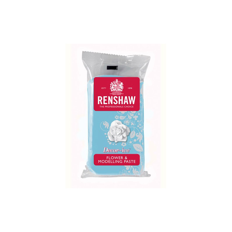 Renshaw Flowerpaste, ljusblå