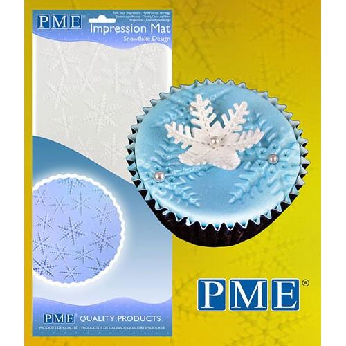 PME Mönstermatta, Snowflake