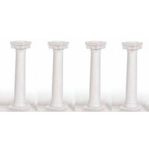 Wilton Tårtpelare Grecian Pillars, 17,8 cm