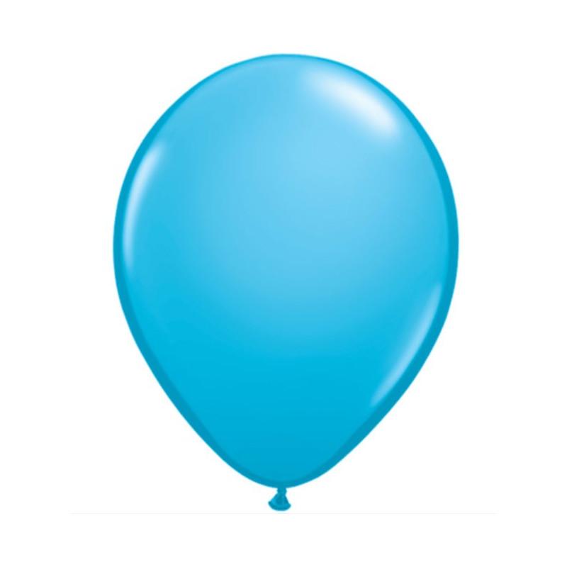 Qualatex Ballonger Robin's Egg Blue, 6 st