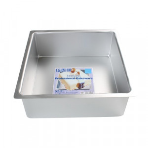 PME Bakform kvadratisk extra djup, 20 cm