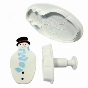 PME Utstickare, Snowman