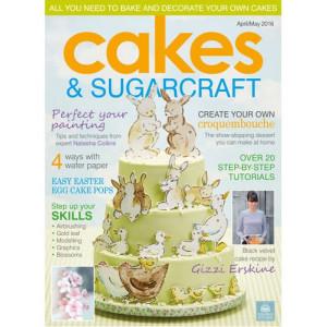 Squires Kitchen Cakes & Sugarcraft april-maj 2016