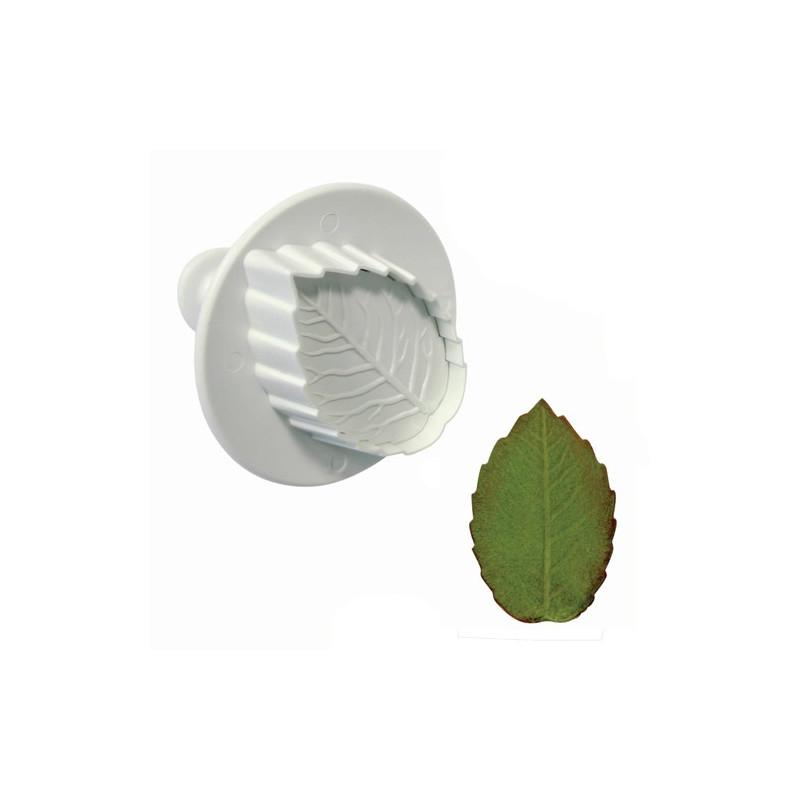 utstickare-veined-rose-leaf-pme