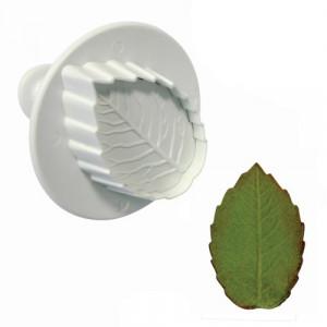 PME Utstickare, Veined Rose Leaf